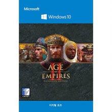 에이지 오브 엠파이어2 Definitive Edition [ Windows10 ] [ 디지털 코드 ]