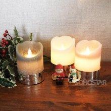AH VAA020 크리스마스 LED 캔들(소)_50FB13