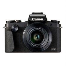 파워샷 G1 X Mark III 하이엔드 카메라[블랙]