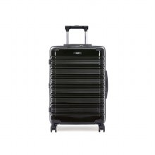 미치코런던 리퍼브 캐리어 MCH41400 하니 블랙 20인치 확장형 여행가방
