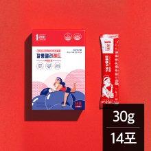 깔롱젤리 레드 가르시니아 젤리 30g x 14포(1box)