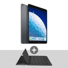 [키보드패키지] iPad Air 3세대 10.5 LTE 256GB 스페이스 그레이 MV0N2KH/A