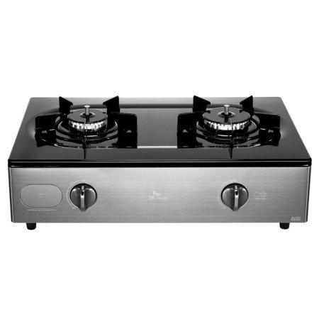 가스레인지 GRA-CM291RP [LPG(프로판가스)][4단계 화력조절/원터치 점화/자동 온도 조절]