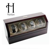프리미어 쿼드 와치와인더 HD015-Cherry 4구 명품 시계보관함