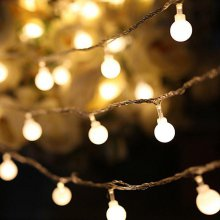 크리스마스 미니 전구 LED 트리 꼬마 앵두 조명 3m_51A9F6