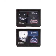 국내/타이틀리스트 골프선물세트 AJGF75 골프모자,파우치 골프용품