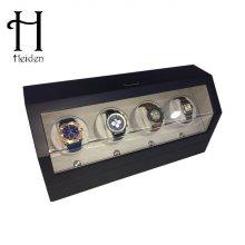 프리미어 쿼드 와치와인더 HD015-Black 4구 명품 시계보관함