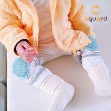 아기 무릎 보호대 메쉬형 2입 유아 보호 장비