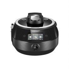 로봇쿠커 더 윅 CRC-MC0600W_1 [접이식 손잡이 / 3중 넌스틱 코팅 /  분리 세척 가능]