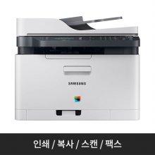 삼성 블랙/컬러 레이저 프린터[SL-C565FW][토너포함/18ppm]