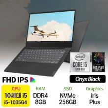 레노버 10세대 노트북 S340-14IIL-i5-BK 블랙