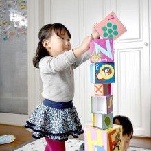 리드투미 토트타워 탑쌓기 / 12개월이상 사물