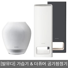 [L.POINT 5천점][공식수입원] 기화식 청정 가습기 ERN-1100SD-WK