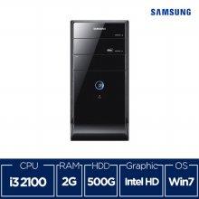 S+급 리퍼 삼성컴퓨터 DM-V600 i3/2G/HDD500G/WIn7 초특가 한정수량