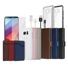 아이폰 갤럭시 LG 폰케이스/유리/필름/케이블 균일가