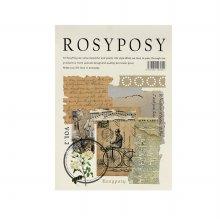 ROSY POSY 다이어리 스티커북 데코스티커 vol.2(20장)