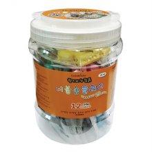 꼬메빔보 향기 버블솝플레이 12색혼합 비누만들기