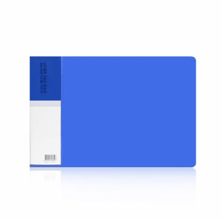 PP 레버화일 A5 세금철 파랑