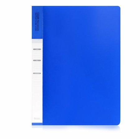 A3 20매 클리어화일 파랑