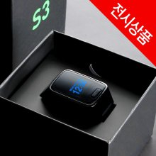 [하이마트 특가] [전시상품] 마이캐디 WT S3 보이스 시계형 GPS 거리측정기