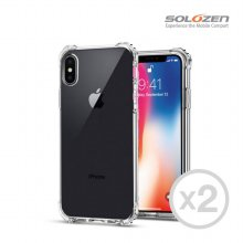 1+1 에어쿠션 범퍼 투명케이스 아이폰11