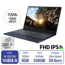 [상품평이벤트] 10세대 노트북 아이디어 패드 S540-15-I5-10TH (10th 코멧레이크/ 지문 인식 보안/ 70Wh 대용량배터리)