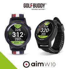 (하이마트 특가)골프버디 2019 AIM W10 풀컬러 시계형 거리측정기