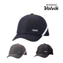 볼빅 VAIF-캐주얼 니트 귀달이캡