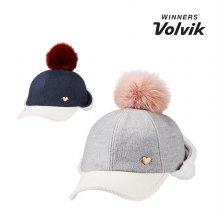 볼빅 VAIF-여성용 보아 귀달이캡