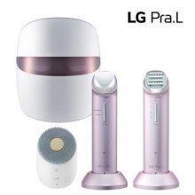*캐시백35만원* LG 프라엘 초음파클렌저(1A) 패키지(4종)  PRALU4S1A.DKORLLK