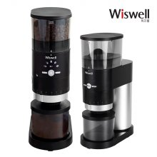 전동 커피 그라인더 40단계 분쇄도 WSG-9400