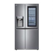 (36개월 무이자) 얼음정수기 양문형냉장고 J612SS75 [607L]