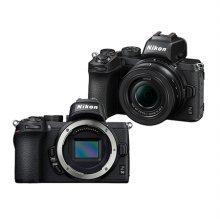 니콘 Z50 미러리스 카메라[본체(렌즈미포함)/본체+렌즈포함 선택]