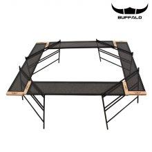 버팔로 트랜스포머 테이블 4+4