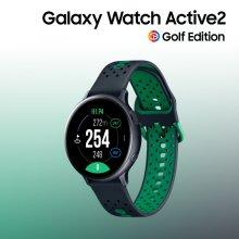 [예약판매]삼성 갤럭시 워치 액티브2 골프 에디션 GPS 골프거리측정기(44mm) / L.POINT 5,000점 증정 / 2월 24일 순차발송