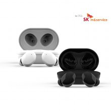 블루투스 무선 이어폰 SK-TWS200 5.0 블랙