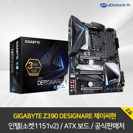 GIGABYTE Z390 DESIGNARE 제이씨현