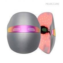 펄케어 LED 마스크 (색상 : 티탄실버)