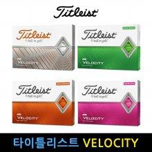 타이틀리스트2020 VELOCITY 골프공(12알)로고인쇄가능