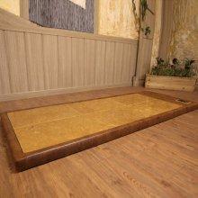 황토  흙침대카우치 보료(200x80cm)국내제조
