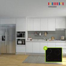 프리모S (키큰장+냉장고장/ㅡ자/3.3-3.8m이하)