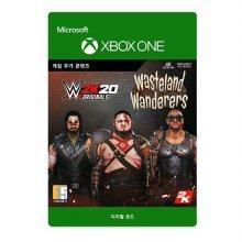 WWE 2K20 오리지날 : 웨스터랜드 원더랜드 [XBOX ONE] [디지털 코드]