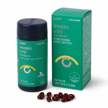 유어피엔티 눈 건강 루테인 60캡슐