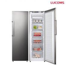 188L 냉동고 간접냉각방식 메탈스타일 이지핸들 / R188K04-S