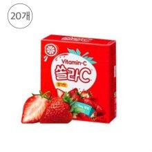쏠라씨20정 딸기맛 x 20개