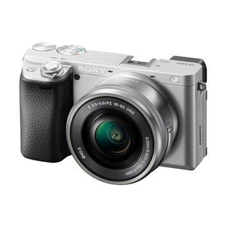 알파 A6400L 미러리스 카메라 렌즈KIT[실버][본체+16-50mm][32G메모리카드+가방증정]