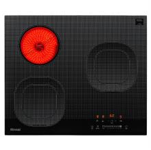 (빌트인) 하이브리드 전기레인지 RBE-IR3001A [인덕션2+하이라이트1/독일 쇼트사 세라믹 글라스/자가에러진단기능]