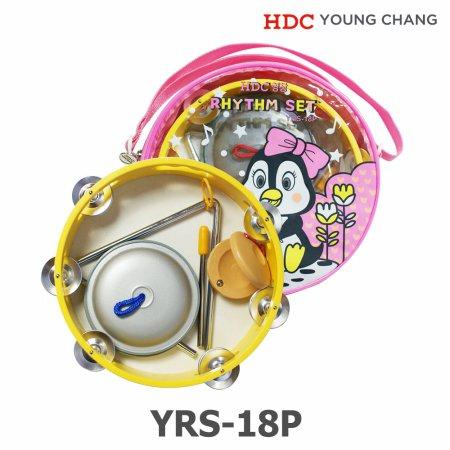[견적가능] 영창 리듬악기세트 YRS-18P 핑크