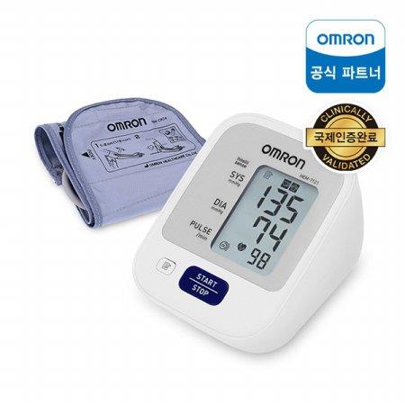 혈압측정기 HEM-7121 국제인증 / 자동전자혈압계