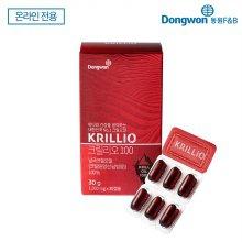[동원] 크릴리오 크릴오일 (1,000mgX30캡슐)